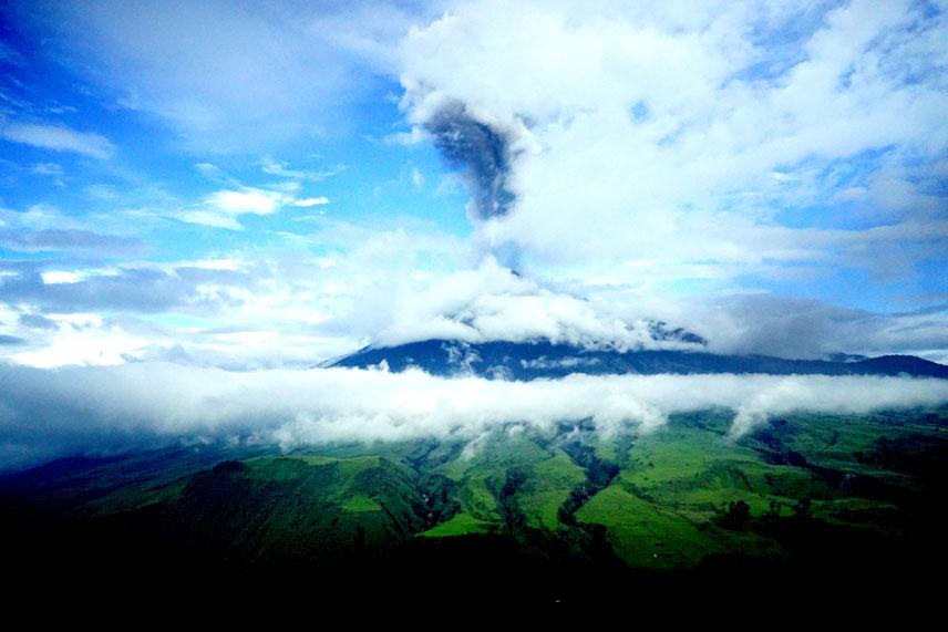 VOLCANOES OF ECUADOR | Ecuador Travel Inspiration | Travel Videos | Destination Guides | ANYDOKO