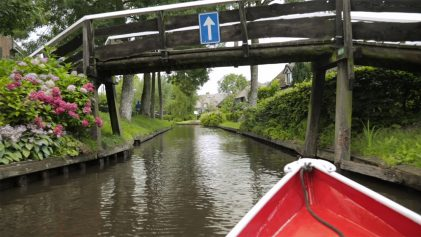 Giethoorn Venice Of The North, The Netherlands | ANYDOKO Travel Video Channel