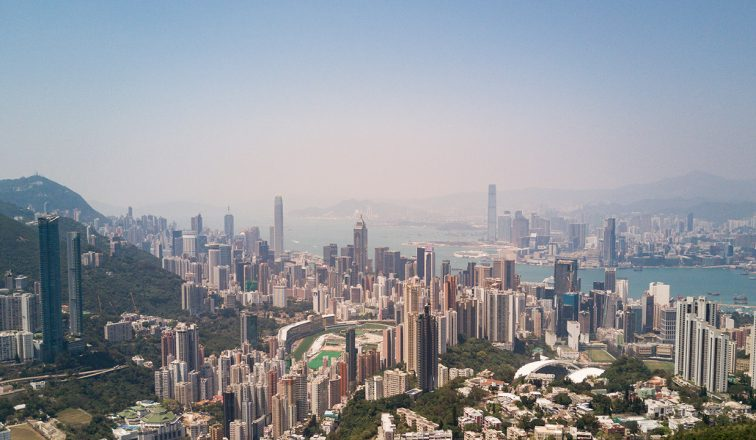 Drone Photo of Hong Kong Skyline | This is Hong Kong From Above | Hong Kong Travel Video | This Is | ANYDOKO