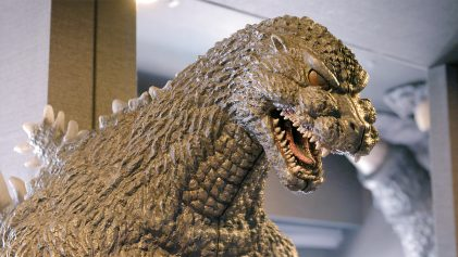 Godzilla statue | Godzilla Hotel Room | Japan Travel Video | Japanoizy | ANYDOKO