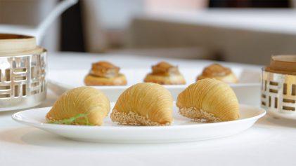 Dim Sum at Lung King Heen | Hong Kong Food Tour Part 4 | Hong Kong Travel Video | ANYDOKO