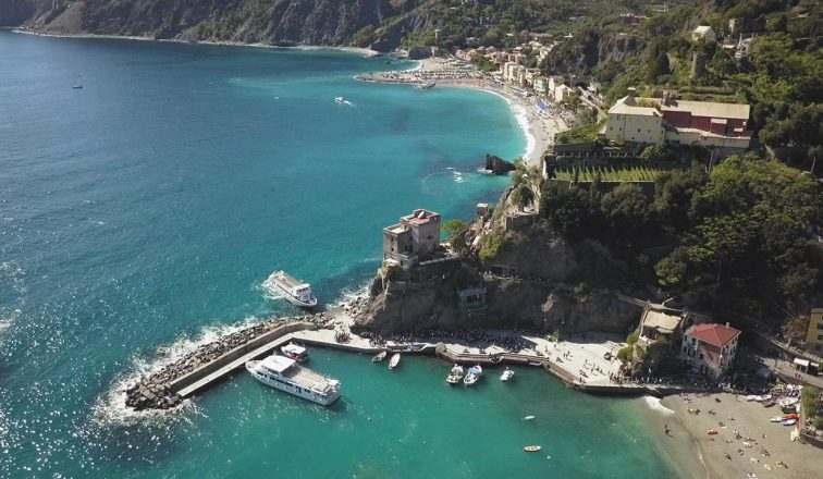 Italian Coast | Italy by Drone | Italy Travel Video | ANYDOKO